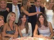 Sara Carbonero boda Susana Guasch. novia ella, aunque parecía