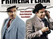 """Primera plana"" humor, Billy Wilder"