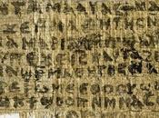 papiro señala Jesucristo estuvo casado