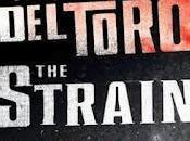 Strain (Nocturna) Guillermo Toro será adaptada pequeña pantalla