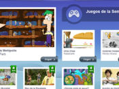 Disney presenta Juegos, portal juegos online Disney.es