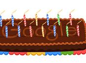 Google llega pubertad invita tarta