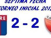 Tigre:2 Colón:2 (Fecha