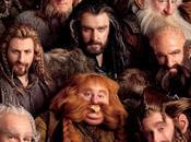 "enanos protagonizan nuevo póster Hobbit: viaje inesperado"""