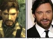 """Hugh Jackman considerado para película """"Metal Gear Solid"""""""