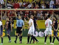 Barcelona impone ante Sevilla último minuto