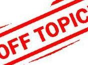 Off-topic: sobre spoilers