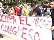 historia repite,la izquierda pretende ganar calle perdio urnas democraticamente