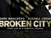 Mark Wahlberg Russell Crowe tráiler 'Broken City'