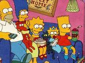 imagen familia 'Los simpson', 'Padre familia' 'South Park'