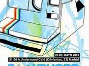 "Exposición ""f**ck photo, let´s dance"" mayo 2010, underwood cafe."