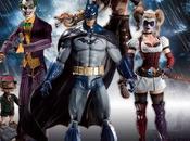 Figuras Batman: Arkham Asylum
