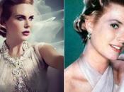 Nicole Kidman encarna Grace Kelly. ¿Parecidos razonables?