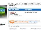 PlayBook 16GB, empiezan retirarlas tiendas