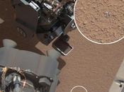 Curiosity encuentra extraño objeto brillante