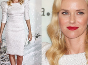 Naomi Watts, Marchesa, estreno Madrid imposible'