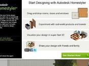 Autodesk Homestyler, aplicación gratuita para crear proyectos decoración remodelación viviendas #Chrome