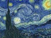Noche estrellada: tela como cielo