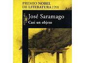 Casi objeto José Saramago
