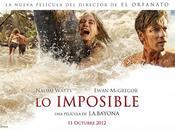 """""""#Lo Imposible"""" también arrasa Twitter"""