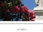 Octubre: otoño, nuevo curso académico, Bicentenario, crisis, profesores, meteorología...