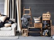 BJÖRNLOKA, nuevos textiles Ikea