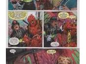 Primer vistazo trabajo Tony Moore Deadpool