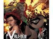 Resumen panel X-Men