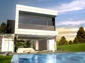A-cero presenta nuevas imágenes vivienda unifamiliar ubicada Tarifa
