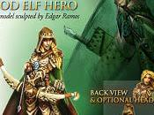 Elfos Silvanos alternativos: Elfo Silvano Avatars
