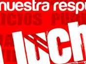 Campaña Agrupación Collado Villalba UJCE #NuestraRespuestaLaLucha