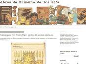 blog Libros Primaria 80's