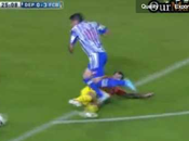 Video: goles deportivo-4 barcelona-5