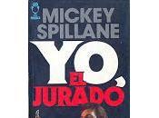 """Warner Bros adquiere derechos cinematográficos libro """"Yo, jurado"""" Mickey Spillane"""