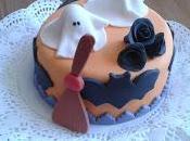 Tarta Halloween (naranja)