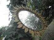 ¡Espejos jardín!