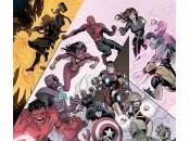 Ronda portadas para Marvel NOW!, incluyendo espectacular Ryan Meinerding