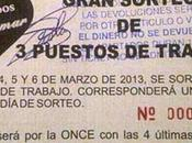 Indignantes Sorteos empleo toda España
