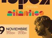 Xoel lópez pontevedra, noviembre