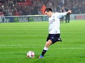 Louis Tomlinson participó partido fútbol benéfico