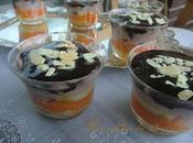 Delicias crema zanahoria chocolate
