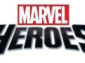 está dibujando para videojuego Marvel Heroes