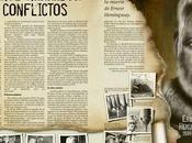 Infografía sobre Ernest Hemingway