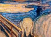 grito Munch autismo desangelado, explosión implosión.