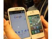 Samsung sigue frente mercado mundial smartphones