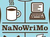 NaNoWriMo: escritura.