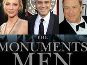 George Clooney confirma reparto 'Monuments Men'