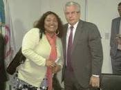 Desplazada Afrocolombiana pregunta Baltasar Garzón Alvaro Uribe Corte Penal Internacional