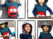 Chalecos Bigotes!!! Colección Kids Cirkus sigue!!!