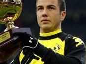 Golden 2012. futuro botas.